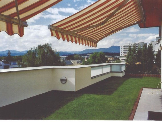 Penthouse Klagenfurt zentral - Individualität pur!